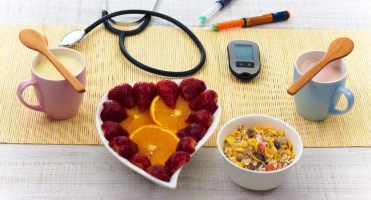 Sarapan sederhana penderita diabetes